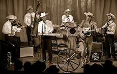 The Lucky Stars Cowboy Cabaret