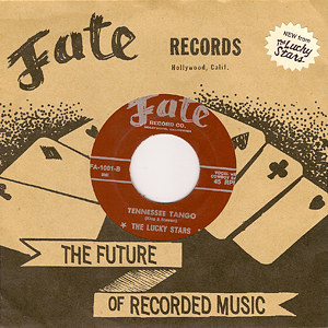 The Lucky Stars EP on Fate Records